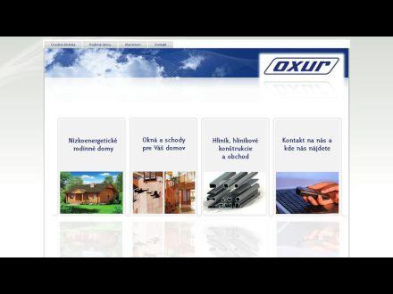 www.oxur.eu