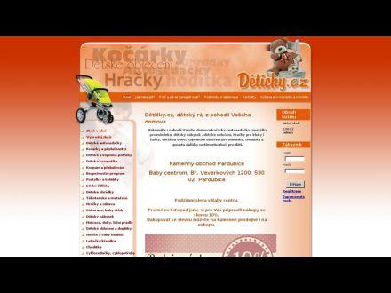 www.deticky.cz