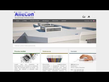 www.allecon.sk