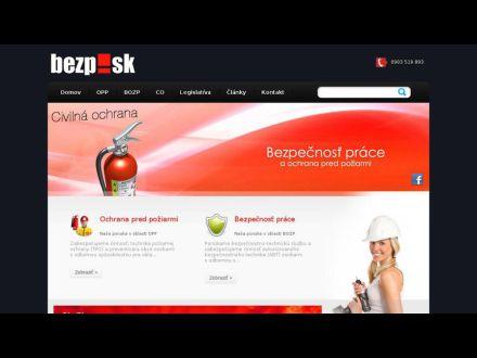 www.bezp.sk