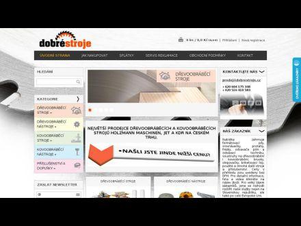 www.dobrestroje.cz