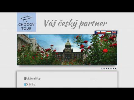 www.chodovtour.cz