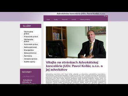 www.judrkollar.sk/sk/sluzby.php