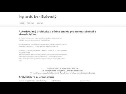 www.busovsky.sk