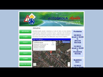 www.as-apollo.sk