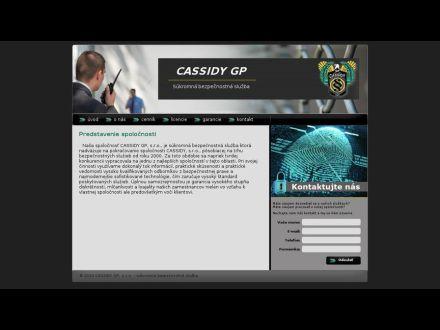 www.cassidygp.sk