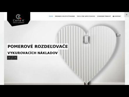 www.certak.sk