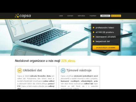 www.capsa.sk