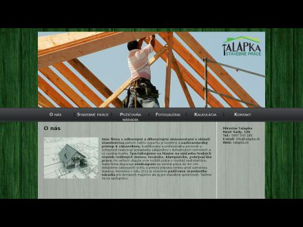 www.talapka.sk