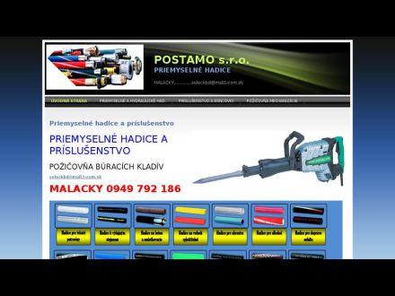 www.postamo.sk