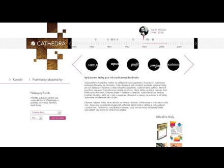 www.cathedra.sk