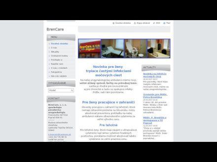 www.brencare.sk