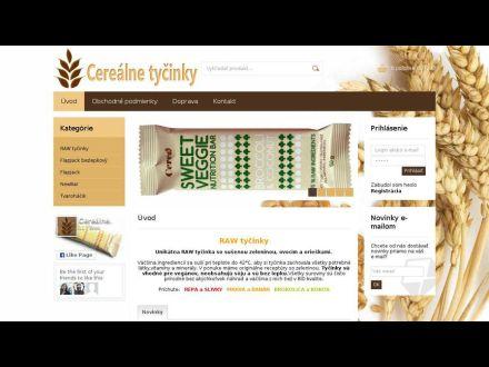 www.cerealnetycinky.sk