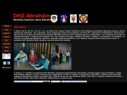 www.dhzabraham.sk