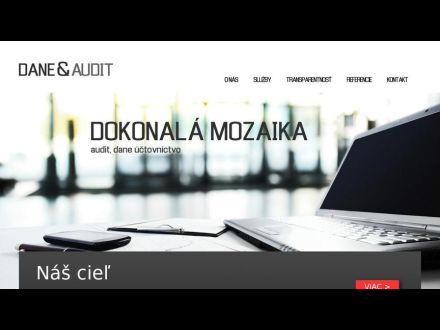 www.daneaudit.sk