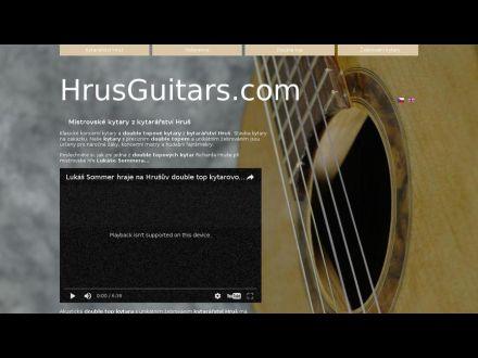 www.hrusguitars.com