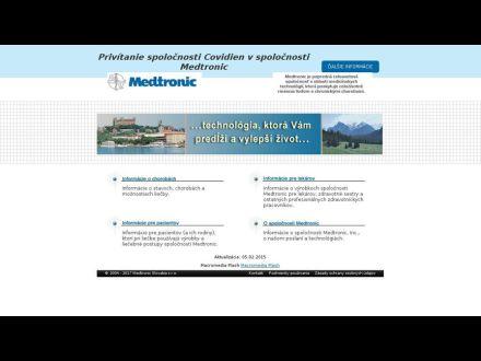 www.medtronic.sk