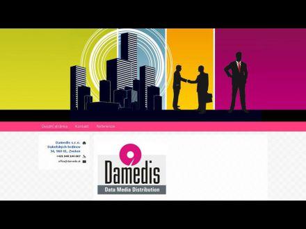 www.damedis.sk