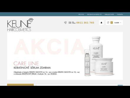 www.keune.sk