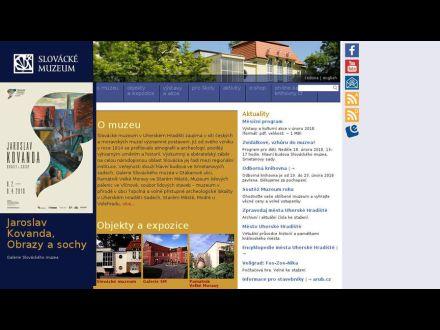 www.slovackemuzeum.cz