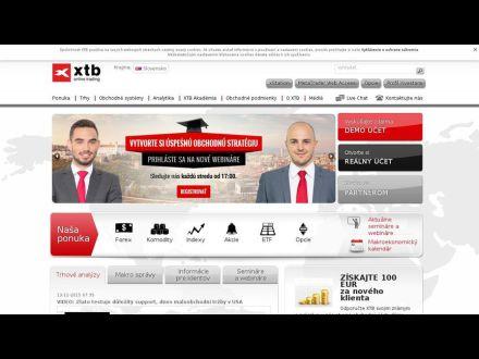 www.xtb.sk