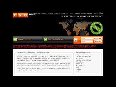 www.evoservis.sk