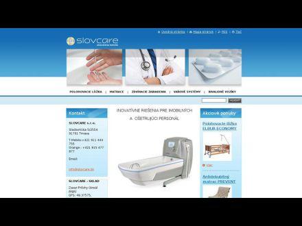 www.slovcare.sk