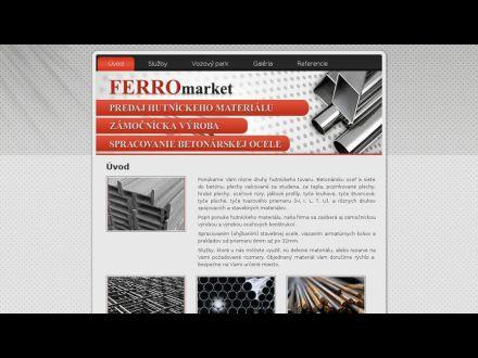 www.ferromarket.sk