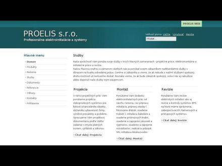 www.proelis.sk