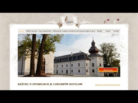 www.chateauappony.sk