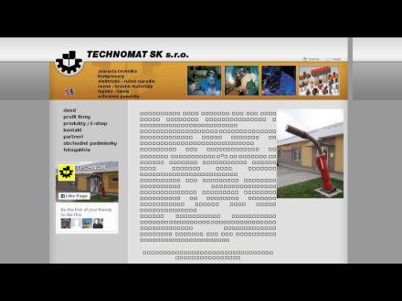www.technomat.sk