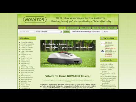 www.novator.sk