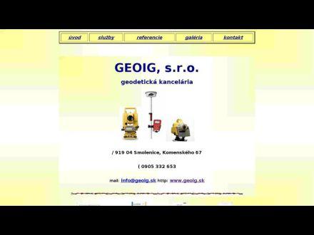 www.geoig.sk