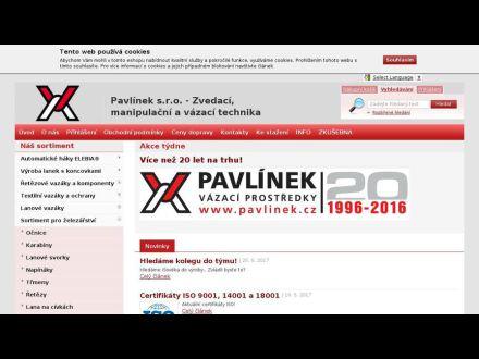 www.pavlinek.cz