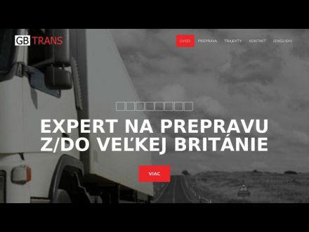 www.gbtrans.sk