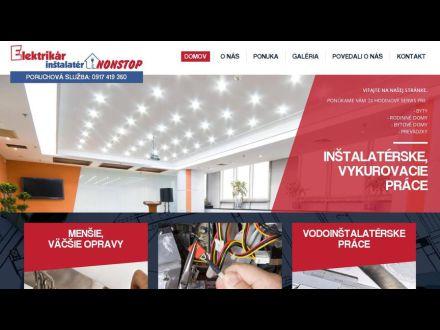 www.elektrikar-instalater.sk