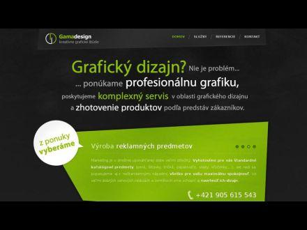 www.gamadesign.sk