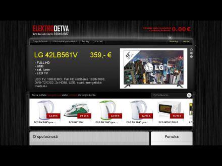 www.elektrodetva.sk