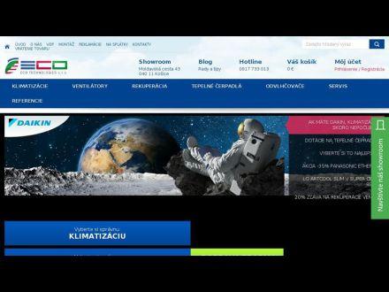 www.ecotechnologies.sk
