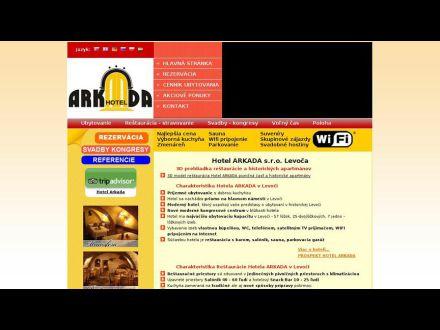 www.arkada.sk