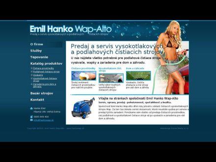 www.hankowap.sk