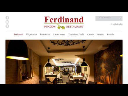 www.ferdinand.sk