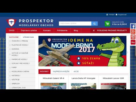 www.prospektor.sk