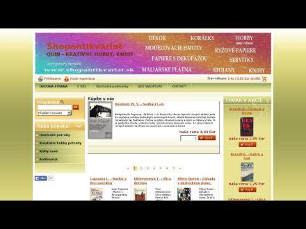 www.shopantikvariat.sk