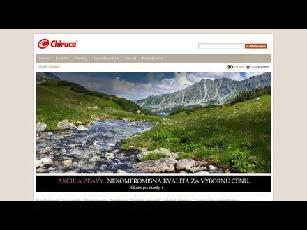 www.chiruca.sk