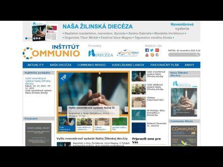 www.icommunio.sk