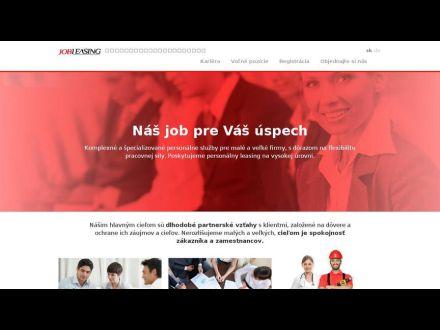 www.jobleasing.sk