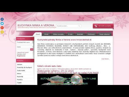 www.tvojadomacnost.sk