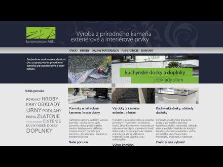 www.kamenabel.sk