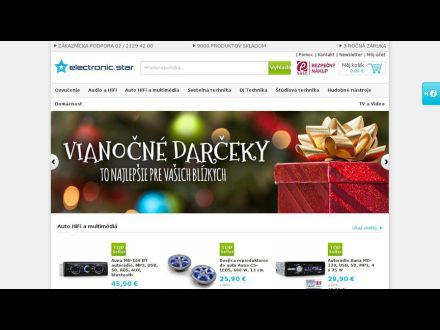 www.electronic-star.sk